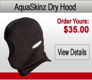 Aquaskinz Dry Hood