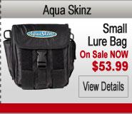 AquaSkinz Small Lure Bag